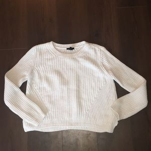 Cotton summer sweater